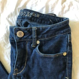American Eagle Outfitters Jeans - AE Skinny Super Stretch